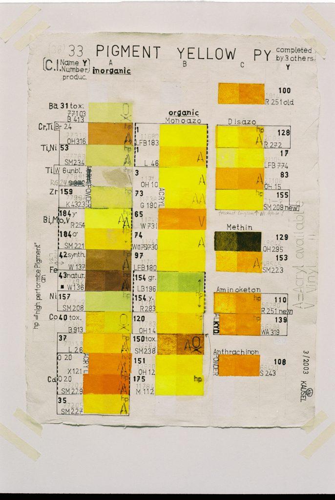 Weiterentwicklung der Konkreten Kunst durch Thomas P. Kausel