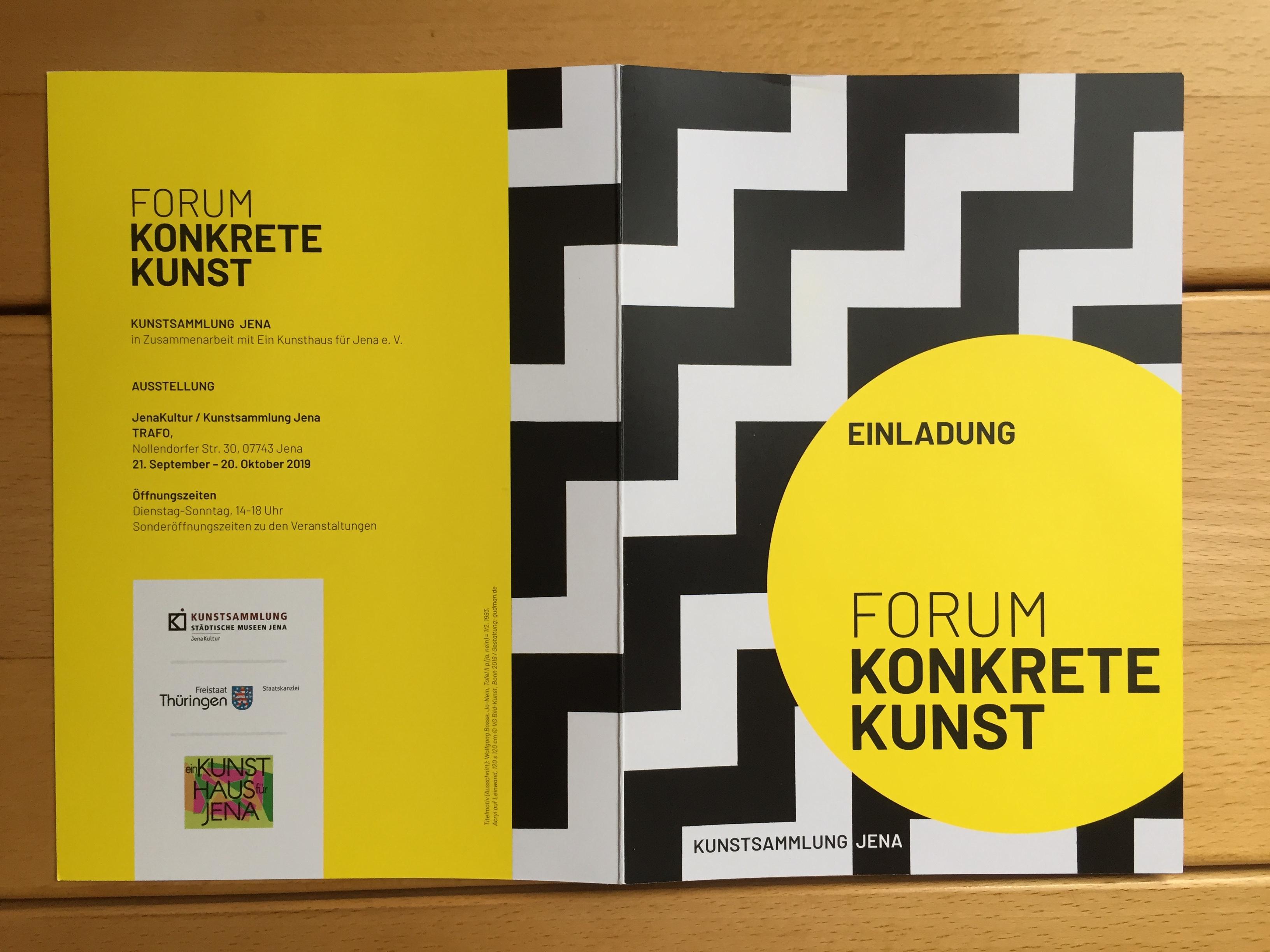 Konkrete Kunst in Jena