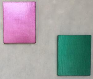 Einfarbige Malerei