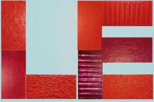 Rot symbolisiert Leben und Liebe